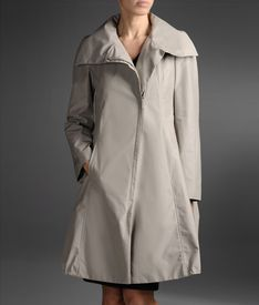 ARMANI COLLEZIONI - Single-breasted coat