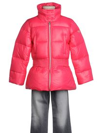 ARMANI JUNIOR Down jacket