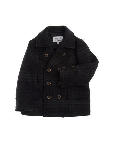 ARMANI JUNIOR - Mid-length jacket