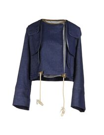 CARVEN - Denim outerwear