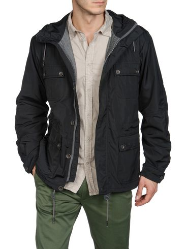 DIESEL - Jackets - JINGLER 00JVL