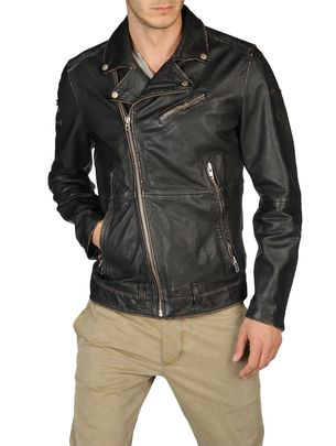 Diesel Leather Jackets - Lapismium - Item