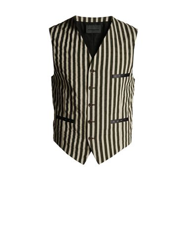 DIESEL BLACK GOLD - Vests - JOKLA
