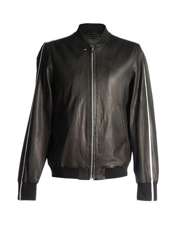 DIESEL BLACK GOLD - Leather jackets - LINSERT