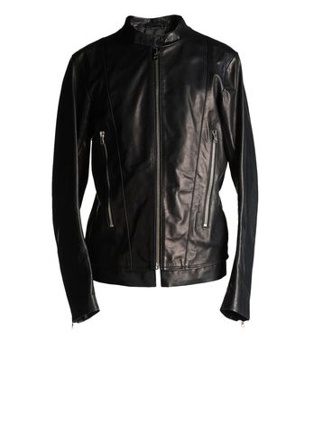 DIESEL BLACK GOLD - Leather jackets - LABRASIV