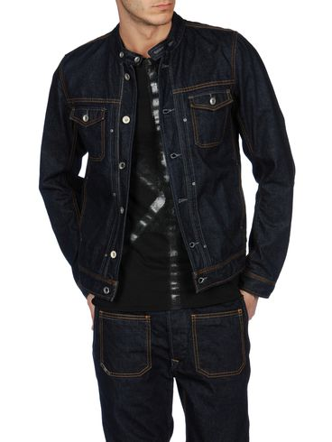 DIESEL - Jackets - ED-HERAS