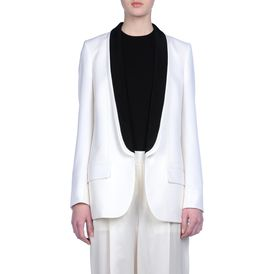 STELLA McCARTNEY, Tailleur, Veste Mathilda emblmatique