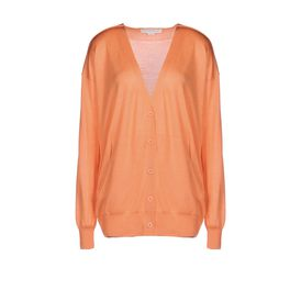 STELLA McCARTNEY, Strickjacke, Strickjacke mit V-Ausschnitt
