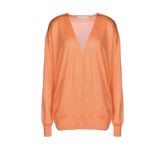 Stella McCartney, V Neck Cardigan 