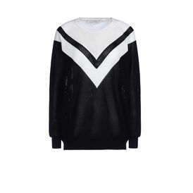 STELLA McCARTNEY, Sweater, Colour Degrade Crew Neck Sweater 