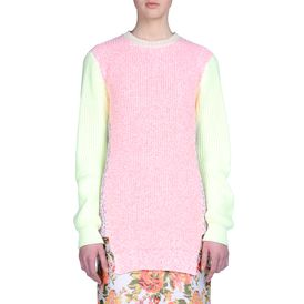 STELLA McCARTNEY, Sweater, Block Shapes Crew Neck Sweater
