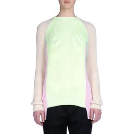 STELLA McCARTNEY, Sweater, Block Shapes Crew Neck Jumper