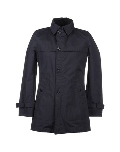 WOOLRICH - Mid-length jacket