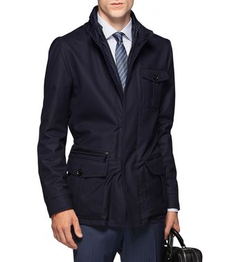Fabric Jacket  ERMENEGILDO ZEGNA