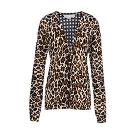 STELLA McCARTNEY, Cardigan, Cardigan in Lana con Scollo a V