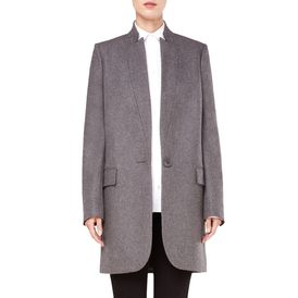 STELLA McCARTNEY, Mid, Iconic Bryce Coat