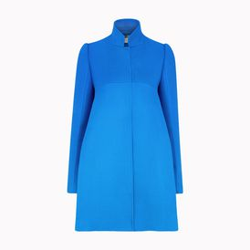 STELLA McCARTNEY, Mid, Dense Wool Spike Coat