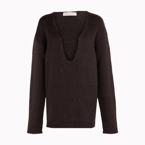Stella McCartney, Oversize V Neck Jumper