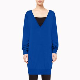 STELLA McCARTNEY, V Neck, V Neck Jumper