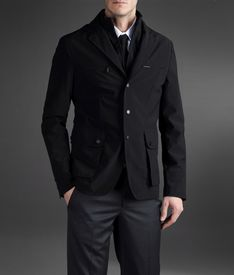 EMPORIO ARMANI - Three buttons jacket