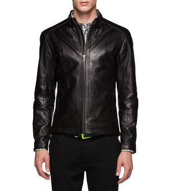 Leather outerwear  ZEGNA SPORT