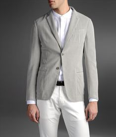 ARMANI COLLEZIONI - Two button jacket