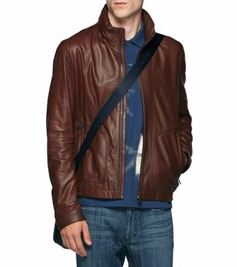 Manteau cuir  ZEGNA SPORT