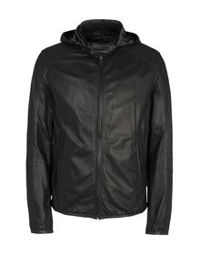 Leather outerwear - ZZEGNA