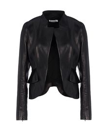 Leather outerwear - JIL SANDER