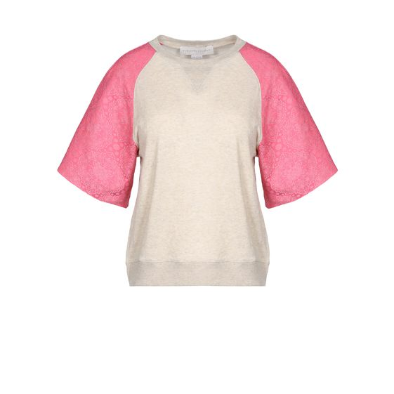 Stella McCartney, Short Sleeved Sweatshirt 