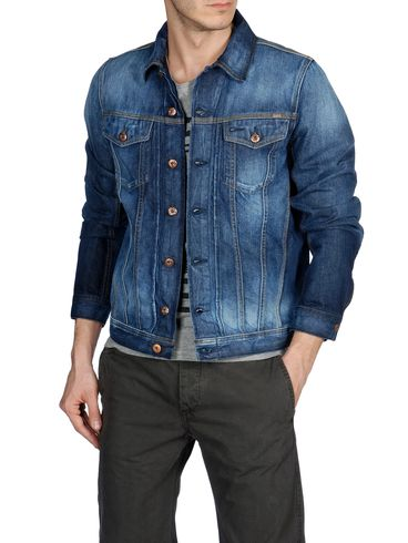 DIESEL - Jackets - ELSHAR