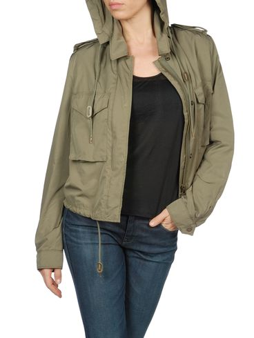DIESEL - Jackets - G-PELAGIA