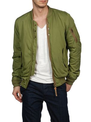 Diesel Jackets - Jr - Item 41342948