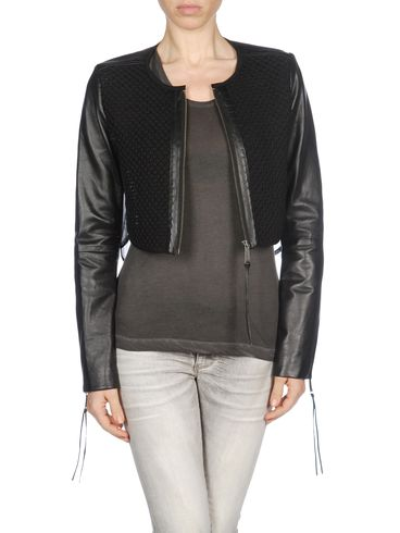 DIESEL - Veste de cuir - G-SOPHIA-A