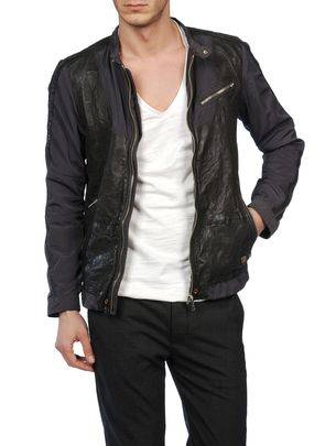 Diesel Leather Jackets - Lareia - Item 41