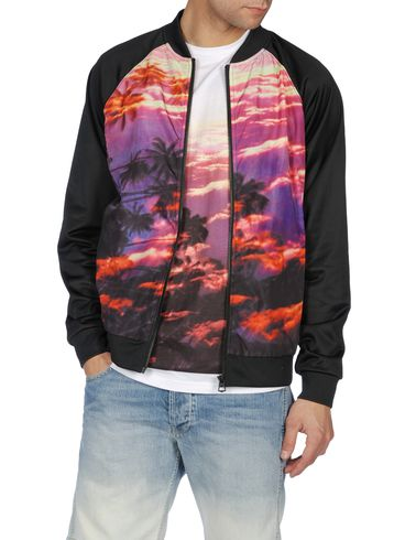 55DSL - Chaqueta - FROPICAL