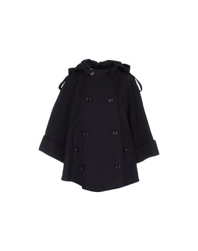 BURBERRY - Mid-length jacket