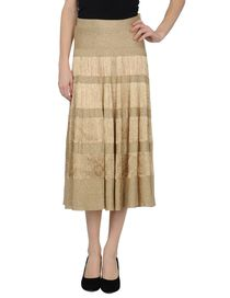 ANTONIO BERARDI - 3/4 length skirt