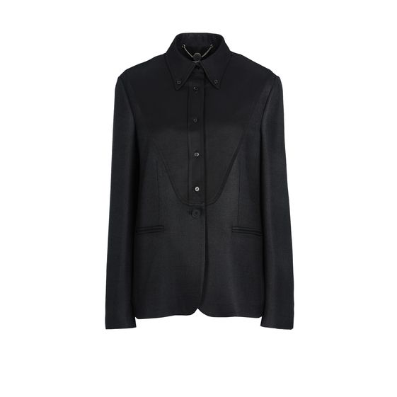 Stella McCartney, Viscose Suiting Armstrong Jacket