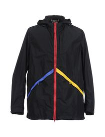MOSCHINO - Mid-length jacket