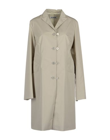 JIL SANDER - Full-length jacket
