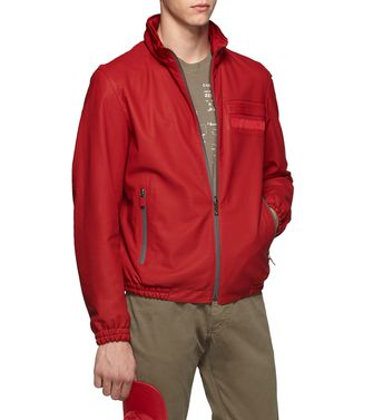 Chaqueta de piel  ZEGNA SPORT