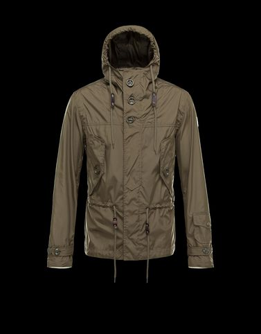 MONCLER Men - Spring-Summer 13 - OUTERWEAR - Jacket - GUSTAVE