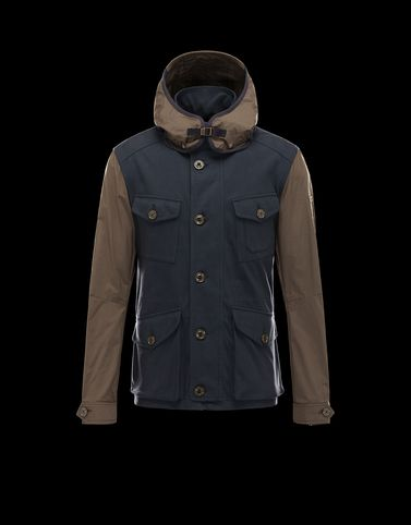 MONCLER Men - Spring-Summer 13 - OUTERWEAR - Jacket - DOMAT