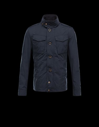 MONCLER Men - Spring-Summer 13 - OUTERWEAR - Jacket - GEORGES