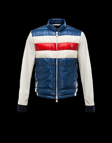 MONCLER GRENOBLE Men - Spring-Summer 13 - OUTERWEAR - Jacket - PORTBLANC