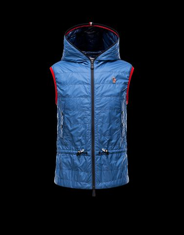 MONCLER GRENOBLE Men - Spring-Summer 13 - OUTERWEAR - Vest - ROUEN