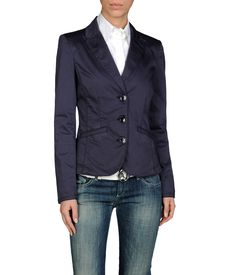 ARMANI JEANS - Three buttons jacket