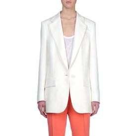 STELLA McCARTNEY, Blazer, Voile Fluid Tailoring Wardour Jacket