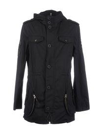 ARMANI JEANS - Mid-length jacket